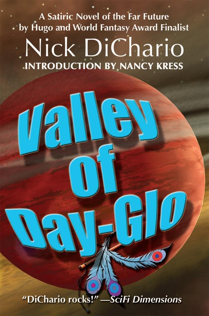 Day-Glo PB CVR